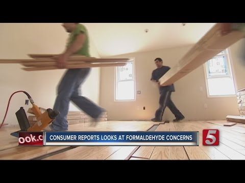 Tests Conducted For Formaldehyde In Flooring