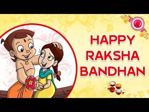 Chhota Bheem Fulfills Shivani 39 S Wish This Rakshabandhan RakhiwithBheem