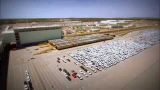 Spartanburg (SC) United States  City pictures : BMW US Manufacturing Company in Spartanburg - South Carolina - Raw Footage - Video 1