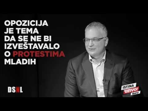 Драган Шутановац, ''Да се не лажемо'' (7.4.2017)