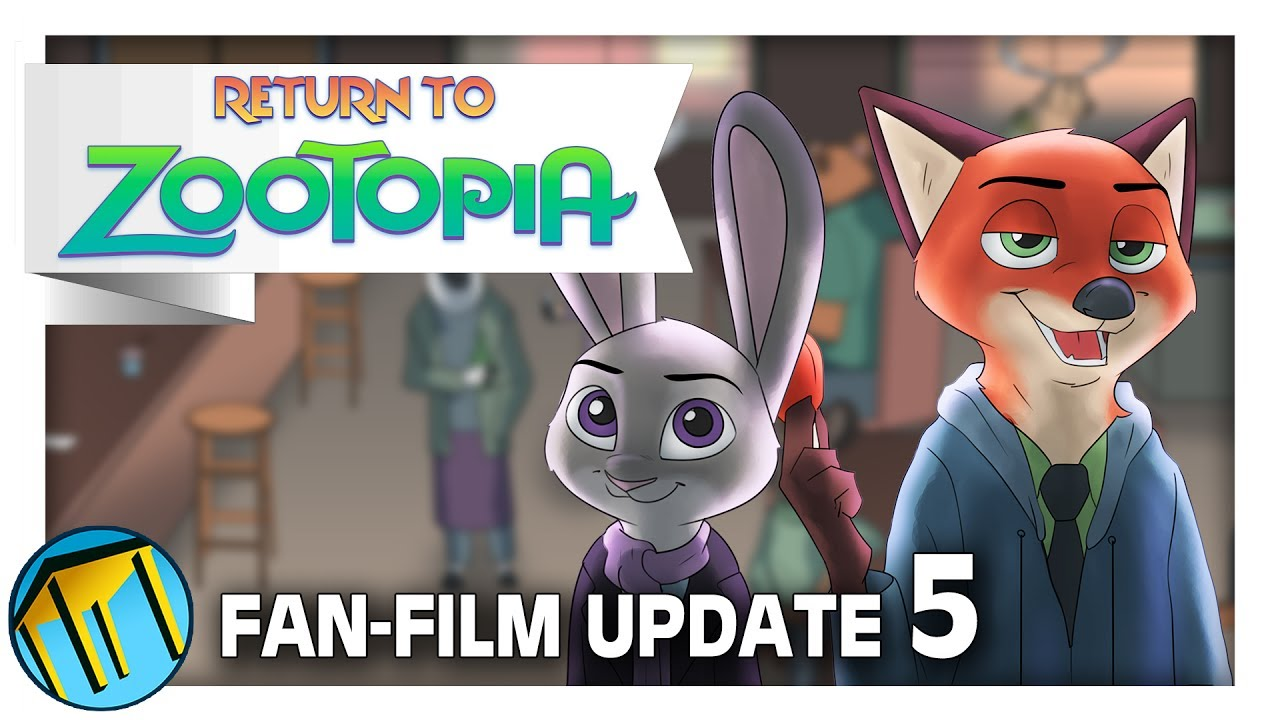 Return to Zootopia is now a movie AND a series!