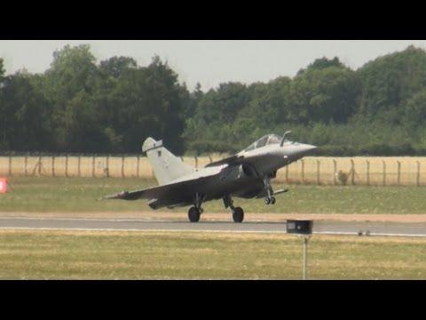 The Eurofighter Typhoon, Dassault...