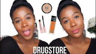 Open..♡Hey loves! This is my everyday makeup tutorial using some new drugstore products. Let me know what products you guys have tried so that I can go ahead and check them out. Love you guys and like always, i'll see you in my next video. Nyx Angel Veil PrimerL.A Girl Pro Concealer OrangeMaybelline Fit Me Matte Foundation in Warm CoconutWet N Wild Photo Focus Concealer in Dark CocoaSacha Butter Cup Setting PowderL'Oreal Voluminous Lash Paradise MascaraMaybelline Fit Me Matte Powder in MochaCovergirl Ebony Bronze BronzerNyx Ignite/Passion BlushMaybelline Master Chrome Metallic HighlighterWet n Wild Liquid Lipstick Give Me Mocha» Email: beautypagebychichi@gmail.com» Instagram: beautybychichi