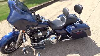 3. Harley Davidson Street Glide Review | Heavy Breather | Python Pipes | Hawgwired Speakers