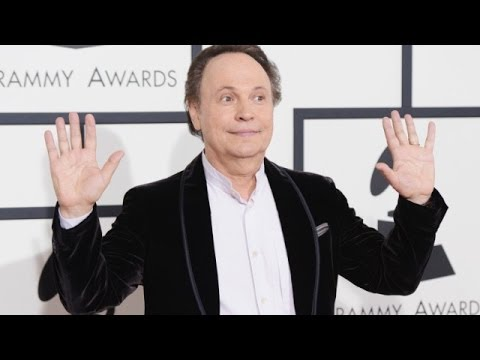 Billy Crystal 'stunned' by Letterman bow-out