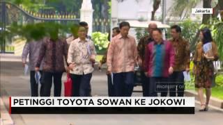 Video Petinggi Toyota Sowan Ke Jokowi MP3, 3GP, MP4, WEBM, AVI, FLV September 2018