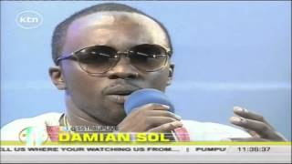 STR8 UP LIVE: Tanzanian musician Damian Sol on his tour of Kenya
