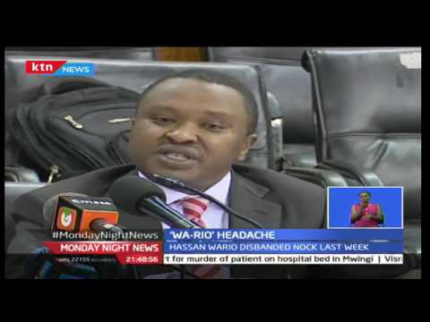 Sports Kenya have taken up National Olympic Committee functions as delegated by  Hassan Wario