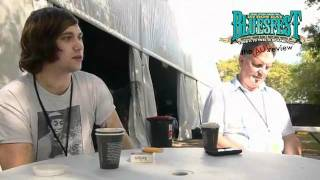 Bobby Long interview @ AU Bluesfest (05.2011)