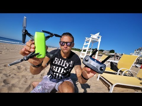 OMG!!!  DJi Spark CAN DO IT!!!