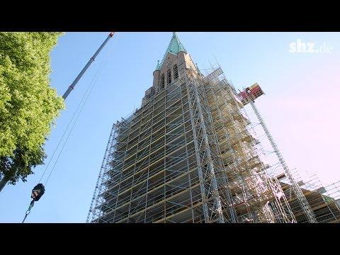 Schleswiger Dom: Größte Kirchenbaustelle Norddeutschl ...