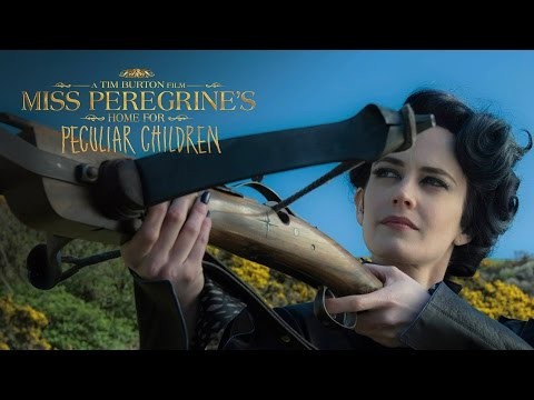 MISS PEREGRINE'S HOME FOR PECULIAR CHILDREN - Official Trailer #1