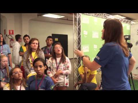 Ação Educativa ABCD - Paralimpíadas Escolares 2014