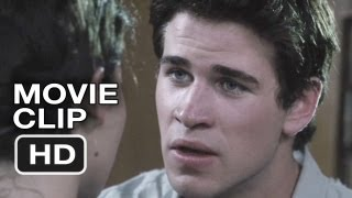 The Hunger Games #2 Movie CLIP - Saying Goodbye (2012) HD Movie