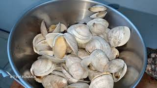 Stew at Home: Pro-Tips grilling Clams and Salmon!
