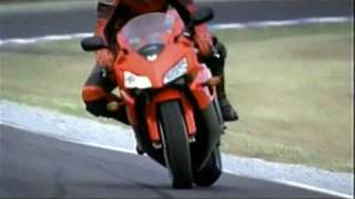 2. Superbike Honda CBR1000RR 2004 Commercial