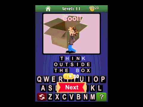 Video of Idiom Man - Word Puzzle Game