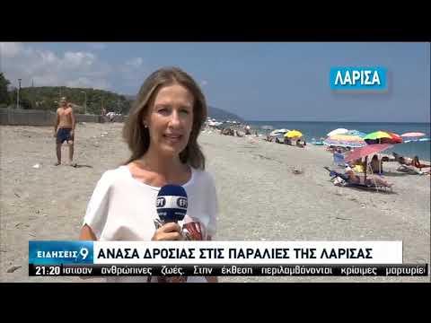 Αναζητούν δροσιά στις παραλίες – Υψηλές θερμοκρασίες τις επόμενες ημέρες | 26/7/20 | ΕΡΤ