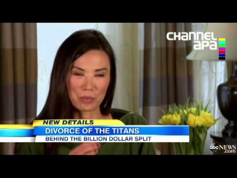 Rupert Murdoch Divorce to Wife Could Be Pricey   Video   ABC News