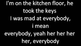 Kelly Rowland -  Dirty Laundry ( lyrics on screen )