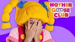 Peek-a-Boo - Mother Goose Club Phonics Songs