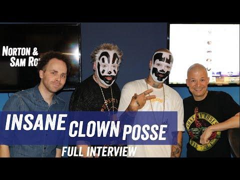 Insane Clown Posse - Juggalo March, FBI Gang List, Fans - Jim Norton & Sam Roberts