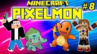 PIXELMON : Ep.8 - Méga Balls - MOD Pokemon Minecraft [FR] [HD]