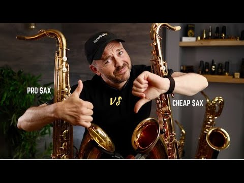 Cheapest Tenor Sax On Amazon... FAIL!!!