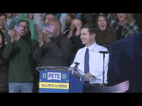 Buttigieg calls for Hoosier's support in run for President