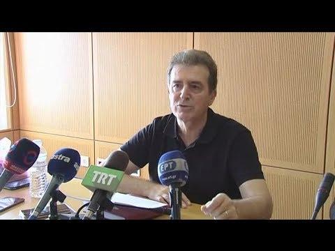 Επίσκεψη του υπουργού Προστασίας του Πολίτη Μιχάλη Χρυσοχοϊδη στη Λάρισα