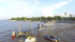 Dumai Indonesia  city photos gallery : Pantai Marina Puak, Dumai, Riau, Indonesia