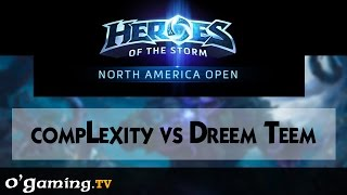 CompLexity vs Dreem Teem - Road to Blizzcon - NA Open - Qualifiers Day 2