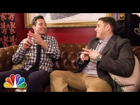 hashtag - Jimmy & Jonah have a Twitter conversation in real life. Subscribe NOW to The Tonight Show Starring Jimmy Fallon: http://bit.ly/1nwT1aN Watch The Tonight Show...