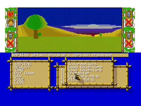 Sapiens Atari