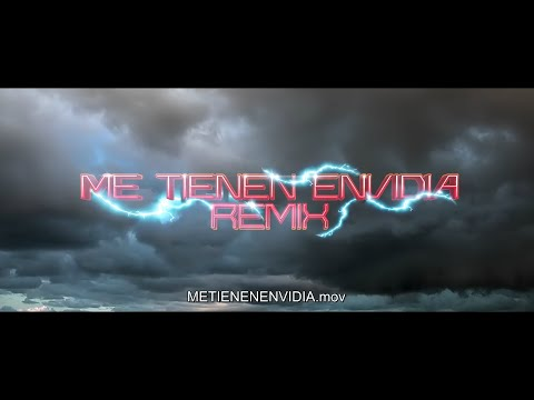 Me Tienen Envidia  REMIX - Tunechikid - Marcianeke - Vishoko - Pablo Chill-e - Galee Galee - Cris Mj