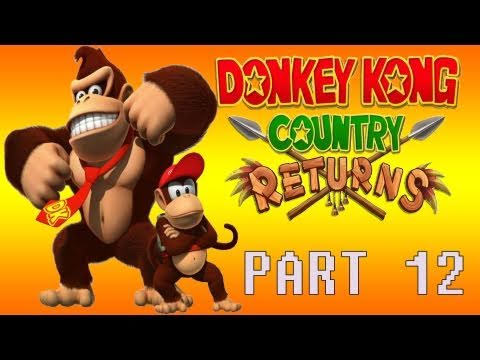 preview-Donkey Kong Country Returns (Wii) Part 12 (Kwings)