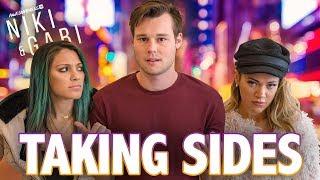 TAKING SIDES | Niki and Gabi Take New York S3 EP 3