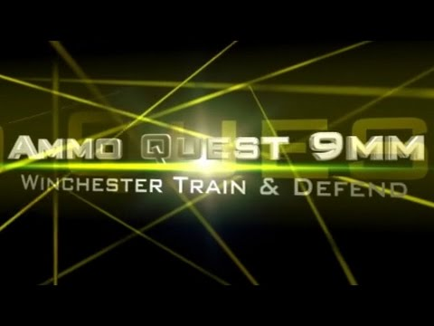 Ammo Quest 9mm: Winchester Train and Defend 147gr Ammo Test