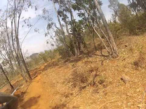 Downhill Mateus Leme 2014 - Race Run
