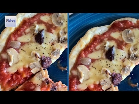 video ricetta: pizza cotta in padella!