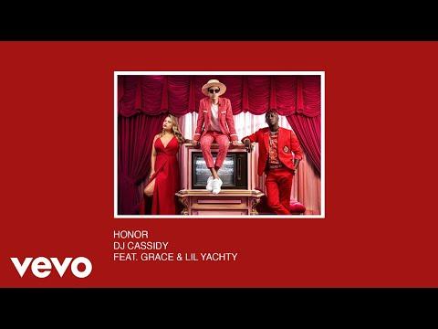DJ Cassidy - Honor (Audio) ft. Grace, Lil Yachty (видео)
