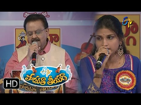 Padutha-Theeyaga--25th-April-2016--పాడుతా-తీయగా-–-Full-Episode