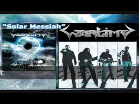 WARTIME - Solar Messiah (2012)