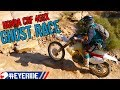 """Honda CRF450X vs WR250F & WR250R on """"The Commute"""" GHOST RACE! #everide"""