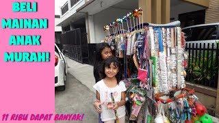 Video 11 Ribu Dapat Banyak!!! ♥ Beli Mainan Anak Dari Paman Penjual Mainan Keliling MP3, 3GP, MP4, WEBM, AVI, FLV November 2018