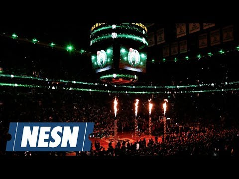 Video: Celtics set to host the Miami Heat at home Monday night