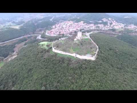 Το κάστρο του Πλαταμώνα (by PodasPhotography - Drone)