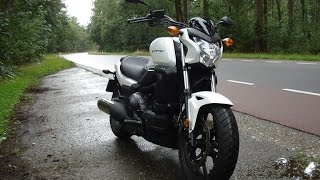 9. Honda CTX700N DCT 35kW walk around and ride