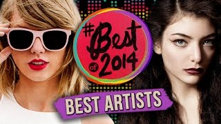 Best Artists of 2014