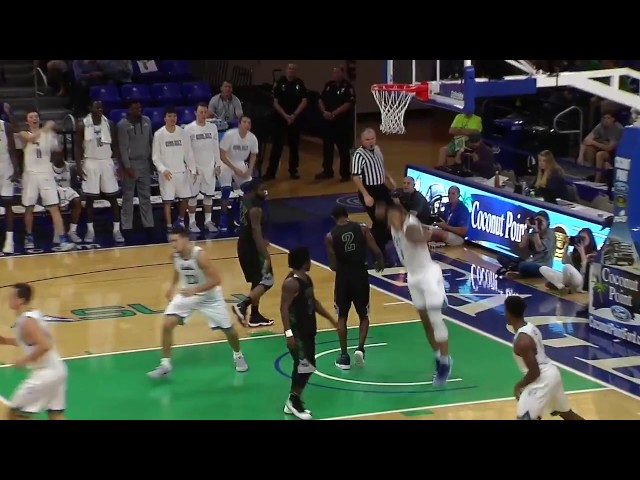 ESPN College Basketball highlights: Fla. National at Florida Gulf Coast (FGCU)